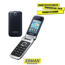 Samsung GT-C3595 Telefono cellulare FLIP - NERO Display a colori