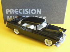 Precision Miniatures#127 Chrysler 300 '56 n/Motor City Brooklin CCC 1/43