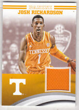 2016  PANINI UNIVERSITY OF TENNESSEE MEMORABILIA JOSH RICHARDSON #JRUT