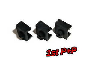 3pcs Silicone Sleeve/Cover for Creality 3D Ender-3 and CR-10 3D Printer