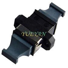 MPO to MPO Simplex Single-mode Key-Up to Key-Up Plastic Fiber Optic Adapter