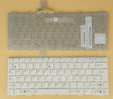 for ASUS EeePC 1011BX 1011CX 1011PX 1015B Keyboard Latin Spanish Teclado White