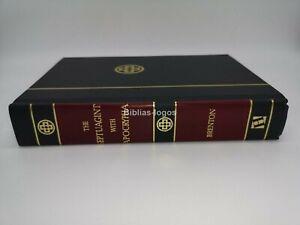 Septuagint with Apocrypha Greek and English hardcover new