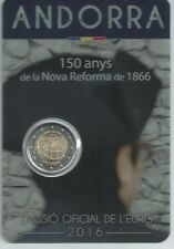 Andorra / Andorra - 2 Euro 150 years of the New Reform 1866