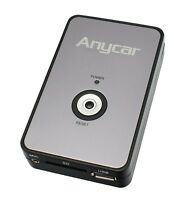 USB Aux MP3 Adapter BMW E39 Z4 E85 E83 X5 E53 Business SD-Interface CD-Wechsler