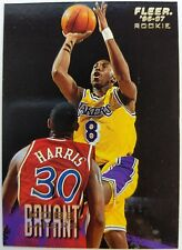 Rare: 1996-97 Fleer Rookie Kobe Bryant #203, Rookie RC, Lakers