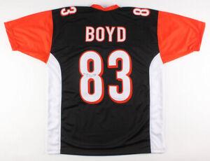Tyler Boyd Signed Cincinnati Bengals Jersey (TSE COA)