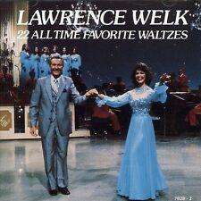 Lawrence Welk - 22 All Time Favorite Waltzes [New CD]