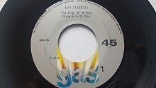 """LAS PERLITAS - Yo Por Ti Sufro / Nuestro Dia 1977 CUMBIA LATIN 7"""" Gas Records"""