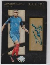 2016-17 Panini Black Gold Soccer Anthony Martial AUTO France