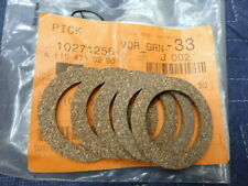 Mercedes 450SE/SL/SLC 380/500SL 107 Genuine Oil & Gas Cap Cork Seal  New NOS
