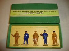 More details for dinky set no 4 engineering staff 'o' gauge - very good in original box
