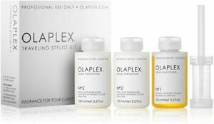 OLAPLEX Traveling Stylist Kit (No.1 & No.2) - FOR STRONG, HEALTHY COLOURED HAIR