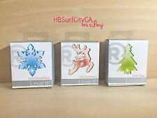 COLOR-CHANGING LED USB (3 Pack) Snowflake, Tree & Reindeer MULTI-COLOR LIGHT SET