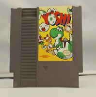 Yoshi - Nintendo NES Game Authentic