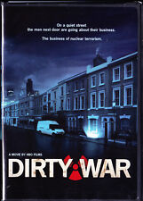 Dirty War (DVD, 2005) New