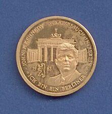 John F Kennedy 5 Dollar Ich Bin Ein Berliner In Münzen Ebay