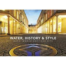 Water, History and Style Bath World Heritage Site - Paperback NEW Dr. Cathryn Sp