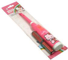 Batería De Hello Kitty Sonic Cepillo de Dientes Niños + 1 cabeza (Cepillo con diversión)