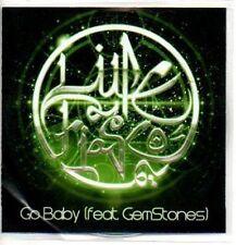(261J) Go Baby ft GemStones, Lupe Fiasco - DJ CD