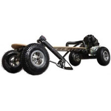 Gas powered Mountain Board motor skateboard 49cc motorized ScooterX SkaterX