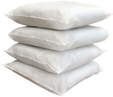 """Hollow fibre Cushion Inner Pads/ Inserts/ Fillers/ Scatters 18""""x18"""" [45x45cm]"""