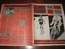 LO SPORT ILLUSTRATO GAZZETTA 1965/33 JACKIE STEWART GP MONZA FAGGIN BEGHETTO