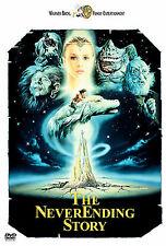 The Neverending Story Warner Bros (DVD, 2001)