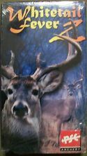 Whitetail Fever 2 VHS deer hunting bowhunting archery 12 hunts in Great Plains