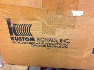 Kustom Signals Inc. Eye Upgrade System EU01819