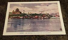 Vintage Postcard Unposted Generale De La Ville St Laurent Quebec Canada