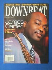 DOWN BEAT MAGAZINE MAY 2011 JAMES CARTER MARCUS MILLER MONTY ALEXANDER HARLAND