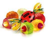 """Ukrainian Sweets ROSHEN Chewy Jelly Candy """"Sunny Beetle"""" Ladybug 1.7 lb/800g"""