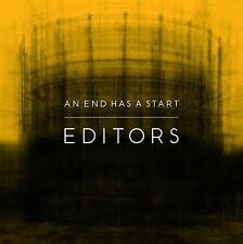 Editors - An End Has A Start vinyl LP NEW/SEALED IN STOCK