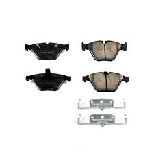 Disc Brake Pad Set Front Power Stop 17-918