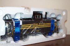 LIONEL TRAIN #27697 NICKEL PLATE ROAD NORFOLK SOUTHERN HERITAGE CA-4 CABOOSE
