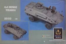 """VERLINDEN PRODUCTIONS #20010 Mowag 4x4 """"Piranha"""" in 1:35"""