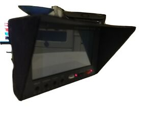 "Datavideo TLM-700 7"" TFT LCD SD Field Monitor and Carry Case Video Assist"