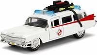 1:32 1959 Cadillac Ghostbusters Ecto 1 DieCast Metall Modellauto Jada Toys