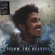 """BLU & Exile-below the heavens (vinile 2lp+7"""" - 2007-US-REISSUE)"""