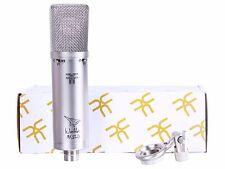 3U Audio Warbler MKVID Multiple Patterns Multiple Voicings Condenser Microphone