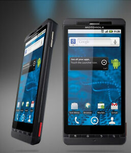 Lot of 2 NEW Motorola MB809 CDMA Android Smartphone