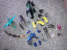 Huge Lot of Vintage Zoids Robo Strux Figures Some + Parts