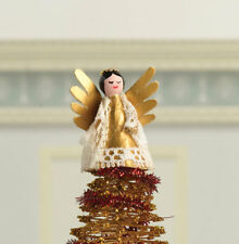 1:12 Scale Angle Christmas Tree Topper Doll House Miniatures