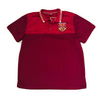 State Of Origion Official Supporter Polo Shirt QLD Queensland Size 3XL Maroons