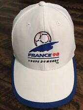 Vintage France 1998 World Cup Coupe Du Monde Hat