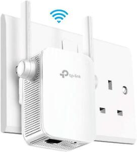 TP-Link AC1200 Universal Dual Band Range Extender Wi-Fi Booster 1200Mbps UK