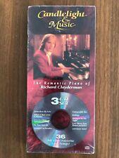 Romantic Piano Of Richard Clayderman (3 CD Set, 1992, Long Box) NEW