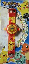 Pokemon Electronic Digital  Pocket Monster 24 projections Watch For Child Unisex