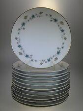 Noritake Elmdale Salad Plates Set of 13